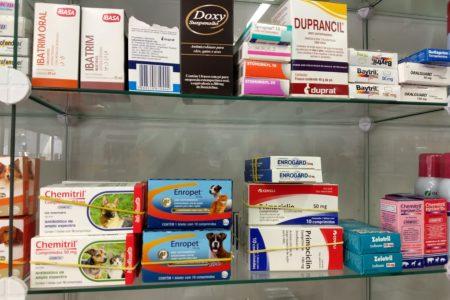 Linha de medicamentos